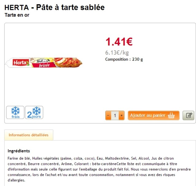 herta 6,13€