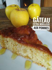 recette gateau pommes thermomix