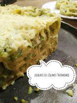 lasagnes aux légumes thermomix