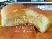 pains au lait extra moelleux thermomix