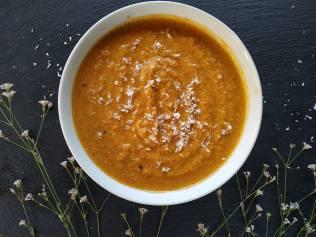 soupe de carottes crue thermomix ou robot (1)