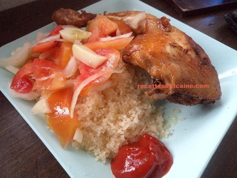 LAttik la recette  Recettes Africaines