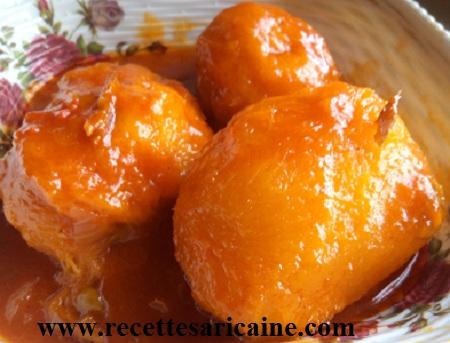 Ragot de mangues mangu Sauce   Recettes Africaines