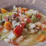 soupe au pistou - recettes provençale - © par Fanny GRW - Recettes d'ici et d'ailleurs