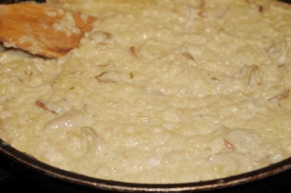 Risotto crémeux aux cèpes et Pancetta - Cuisine italienne © par Fanny GRW - Recettes d'ici et d'ailleurs