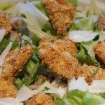 salade de poulet façon KFC - recette américaine - cuisine US © par Fanny GRW - Recettes d'ici et d'ailleurs