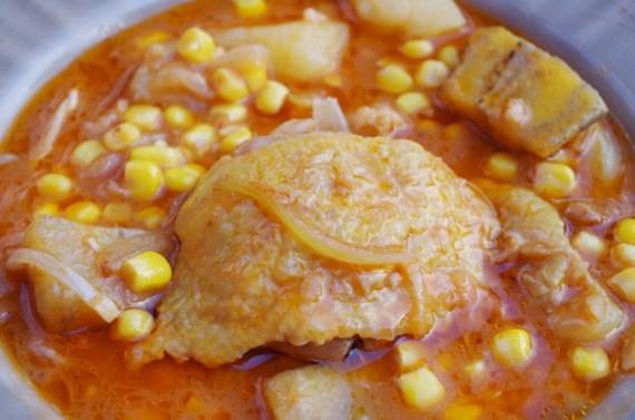 Ajicaco de Cuba - Cuisine des Iles © par Fanny GRW - Recettes d'ici et d'ailleurs²