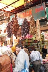 Fruit secs au grand bazar d'Istanbul © Balico & co