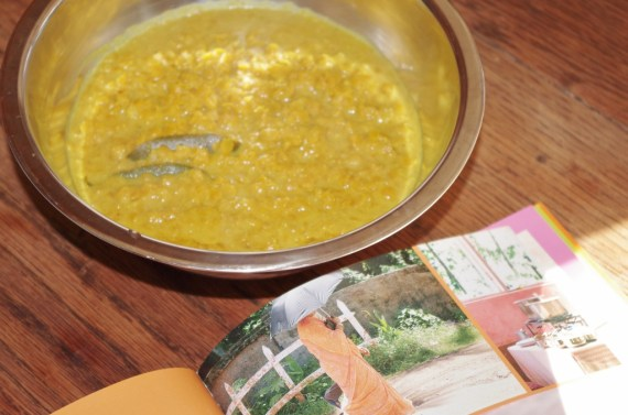 Daal indien au lait de coco - Cuisine indienne © par Fanny GRW - Recettes d'ici et d'ailleurs