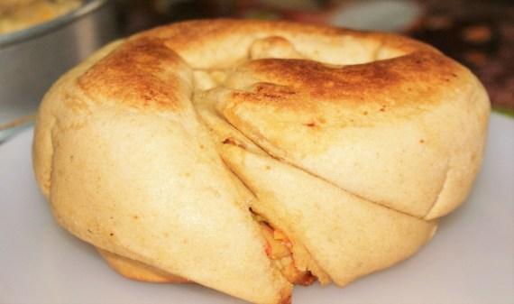 Pain tibétain Special breads - Cuisine tibétaine © Recettes d'ici et d'ailleurs