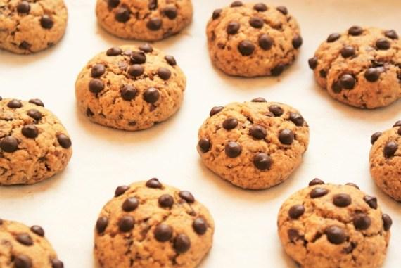 Cookies moelleux au chocolat © Balico & co