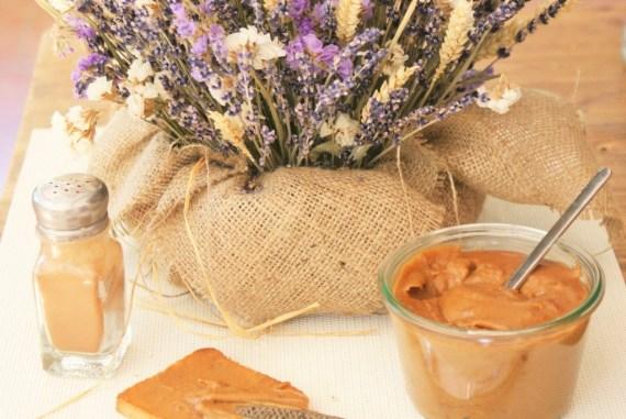 Pâte à tartiner de spéculoos végétalienne © Balico & co