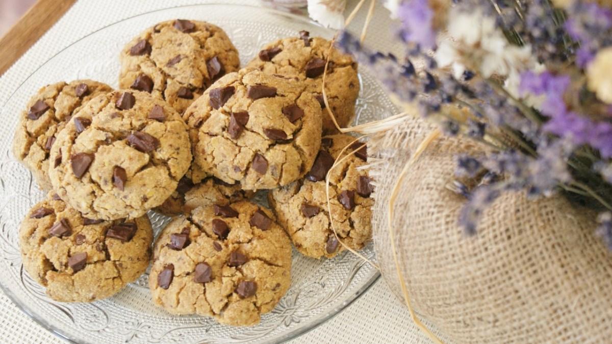 Cookies coco choco sans gluten