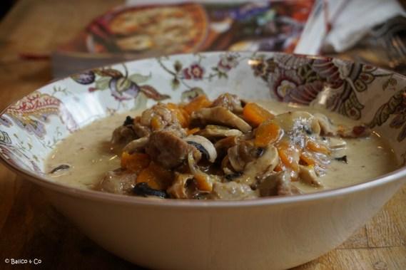 Recette de blanquette de veau traditionnelle © Balico & Co