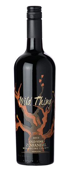 Wild Thing Old Vine Zinfandel 2011