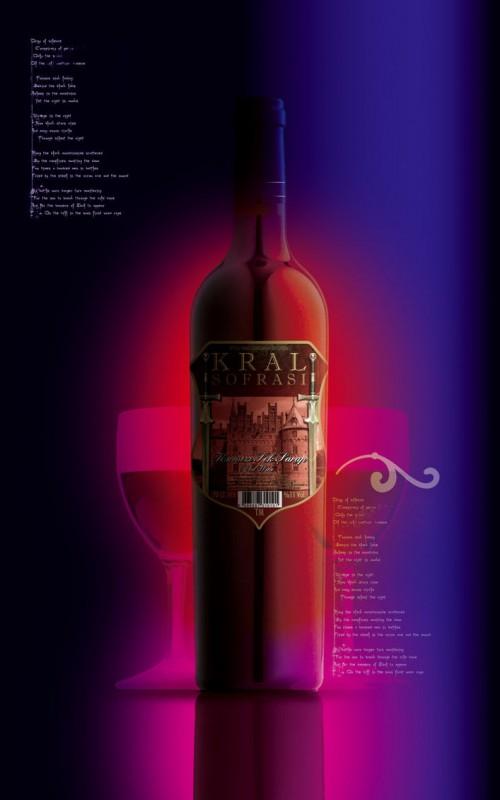 Kral Sofrasi Wine