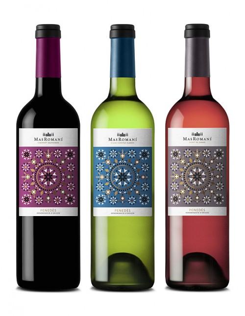 Mas Romani Wine