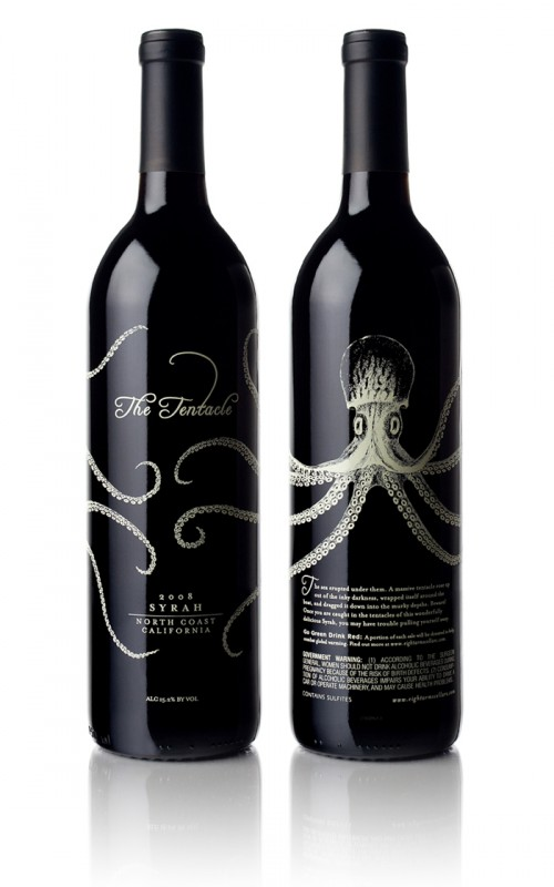 The Tentacle Wine