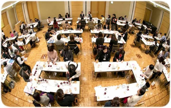 Sakura, Japan Women's Wine Awards 2016 1