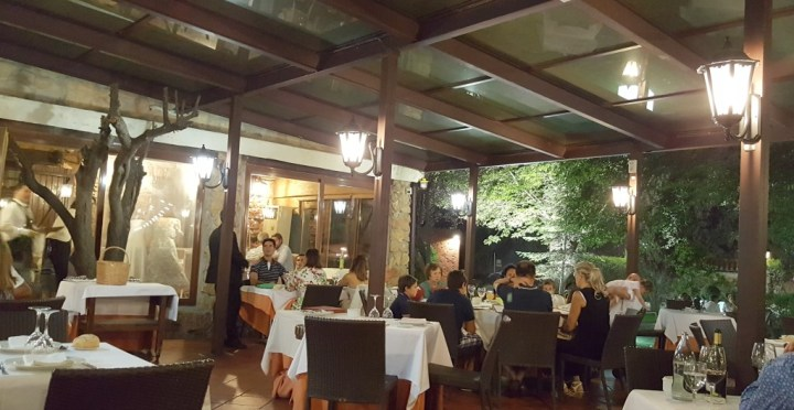 Visitamos el Restaurante Normandie Ondarreta