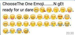 whatsapp-smiley-dare