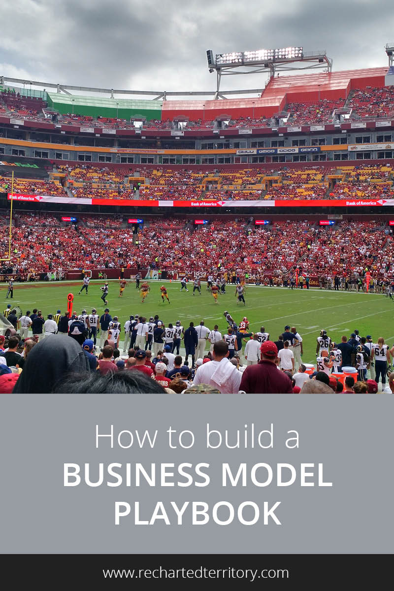 How to build a business model playbook