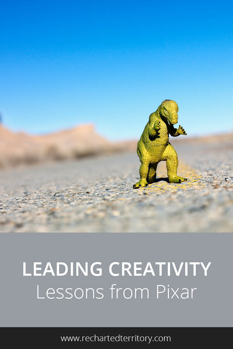 Leading creativity lessons from Pixar
