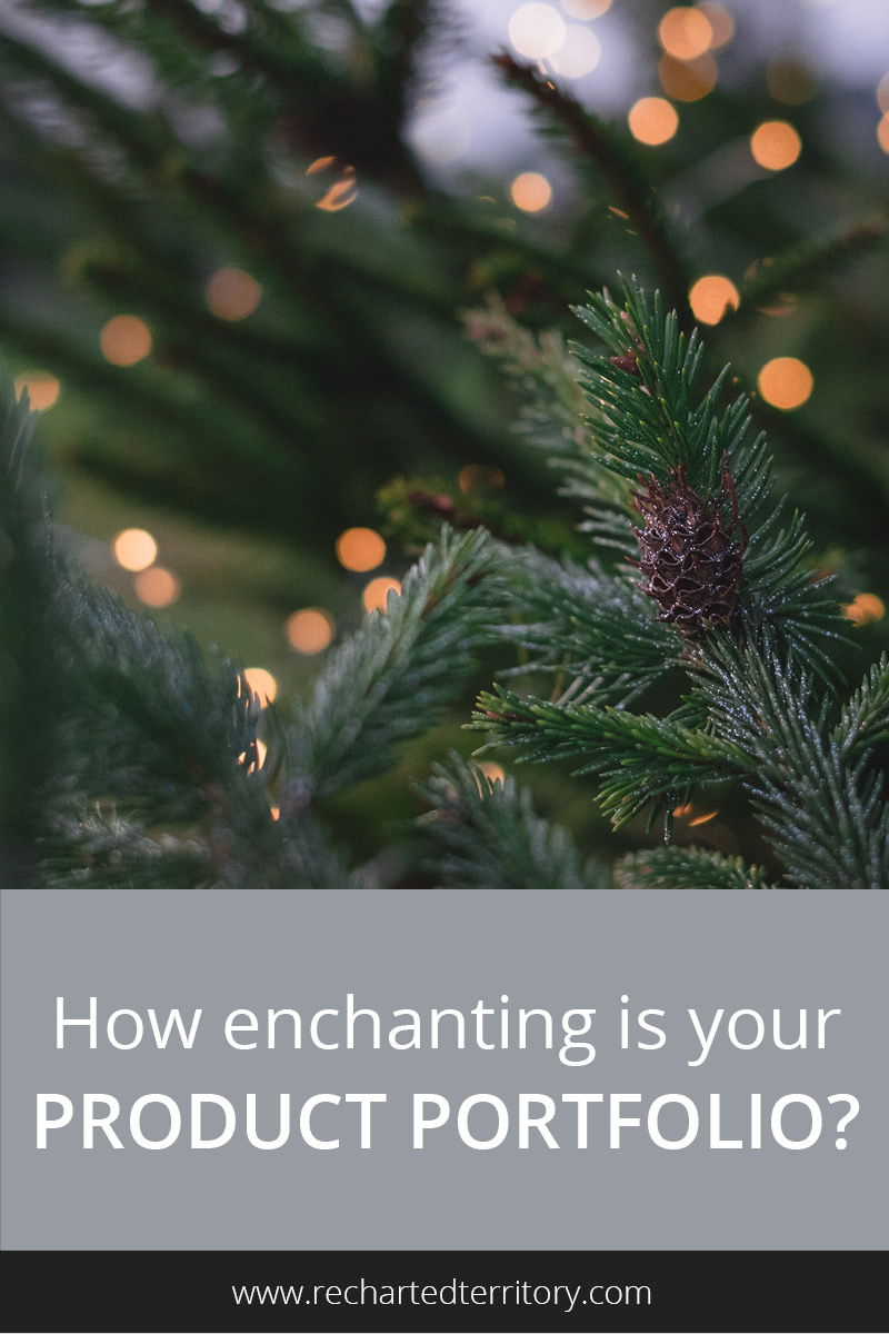 How enchanting is your product portfolio?