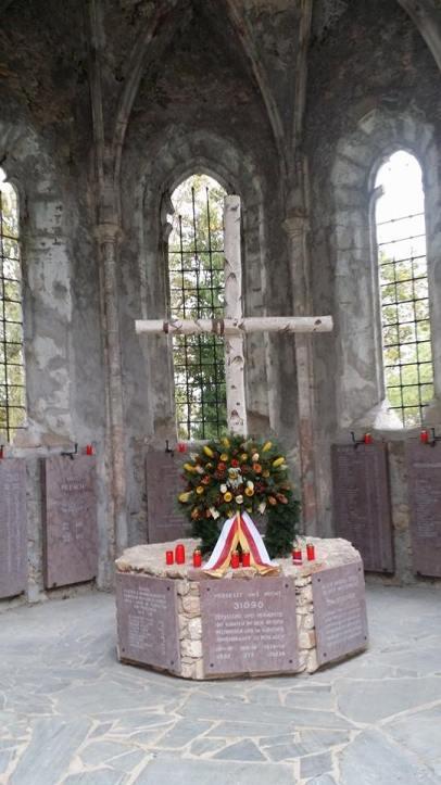 Gedenkstätte Ulrichsberg
