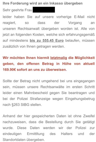 Rechtsanwalt Andreas Schwartmann Blitz-Inkasso statt Blitz-Kredit Zwangsvollstreckung Widerrufsrecht