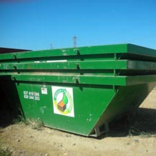 Contenedores Reciclaje y Medioambiente Palencia