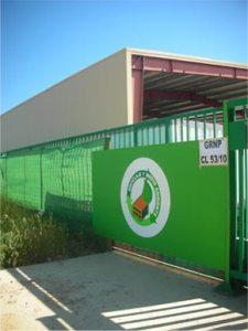 Centro de Reciclado de residuos