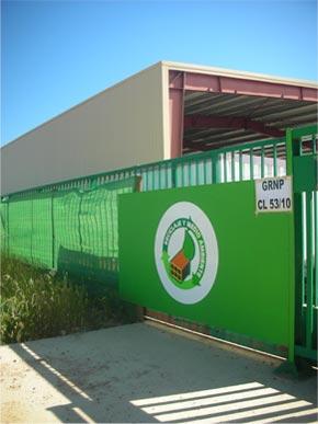 Empresa Contenedores Reciclaje y Medioambiente Palencia