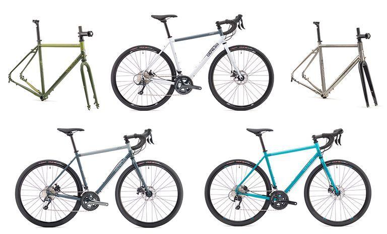 Genesis Croix de Fer. Bicicletas gravel, ciclocross y