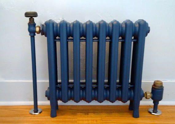 Cmo pintar un radiador estropeado o pasado de moda