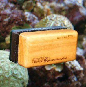 Algues gratuit Hammerhead flottant Aimant de nettoyage pour aquarium