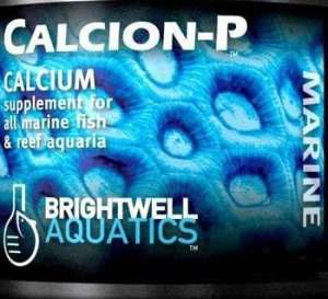 BRIGHTWELL AQUATICS Abacalp16kg 16 kg Calcion sec l'eau salée Conditioners pour aquarium, 16 kilogram