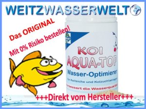 Weitz-Wasserwelt monde Koi Aqua/Top