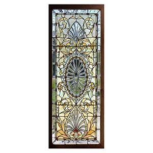Wqq Autocollant de Porte Scène de la Maison Amovible Durable Imperméable Facile à Nettoyer Décoration Chambre Sticker Porte 3D Vinyl 77X200CM (30.3X78.7in),C