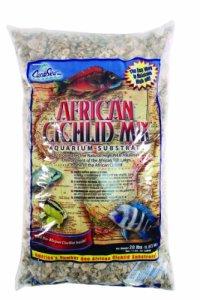 Caribsea Natation Africain Cichlidae Mélange Sable, 9,1Kilogram, Rift Lac Authentique