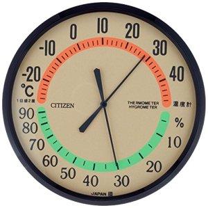 Citizen (Citizen) Température hygromètre Multiplié type Tm-429Cz013–006