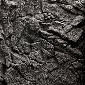 JUWEL Fond Arrière pour Aquariophilie Stone Granite 600 x 550 mm