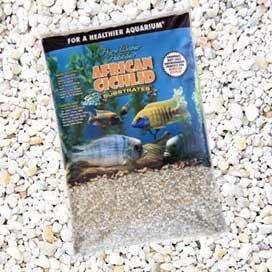 African CICH à paupières concassées Rift Lake Gravel for Aquarium, de 20Pound, DRY by African CICH à paupières concassées