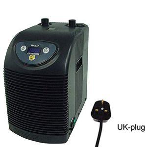 refroidisseur d'eau,cuves, réservoir,aquarium Pompe Water Chiller HC 150A UK – Hailea
