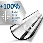 Juwel Aquarium Hiflex Réflecteurs pour Tubes T5/T8 de Aquariophilie 1200 mm