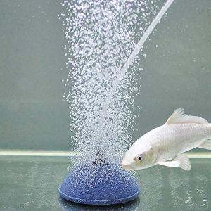 SLOME 10 cm en Forme de Boule d'aquarium – Diffuseur d'oxygène pour Aquarium