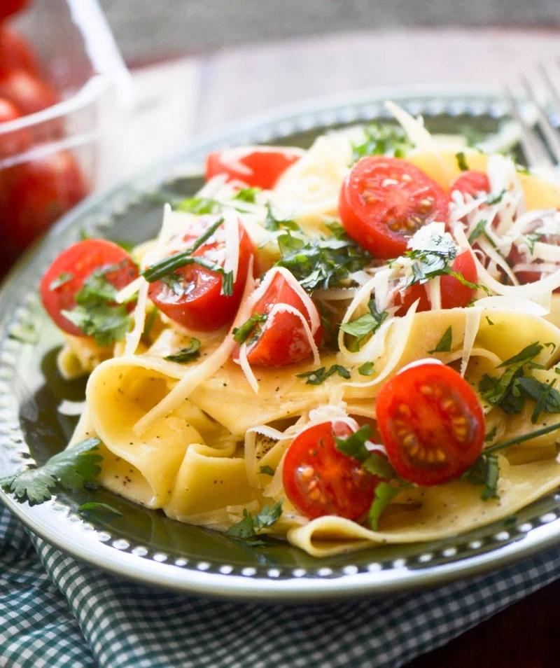 Pasta With Pecorino And Pepper – Ina Garten – Recipe Diaries