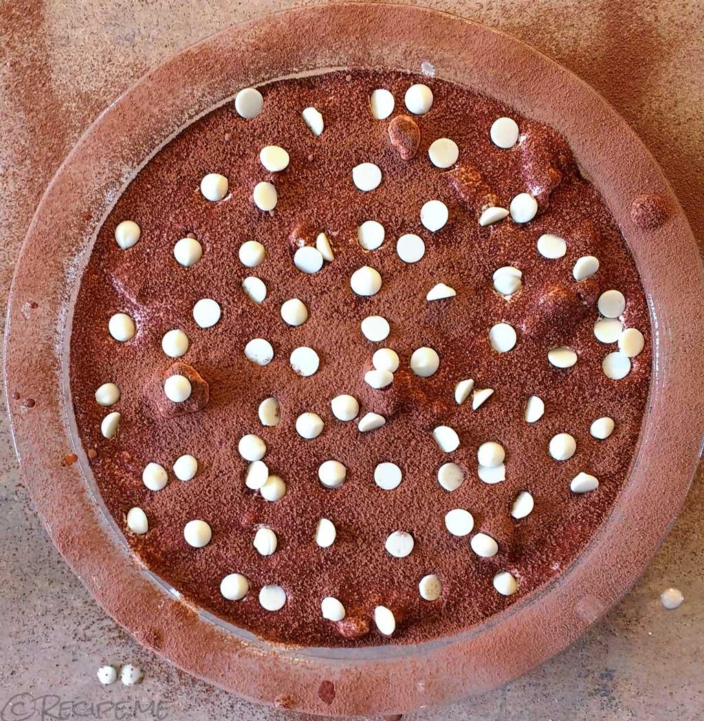 How to Make Authentic Italian Tiramisu with White Chocolate Chips
