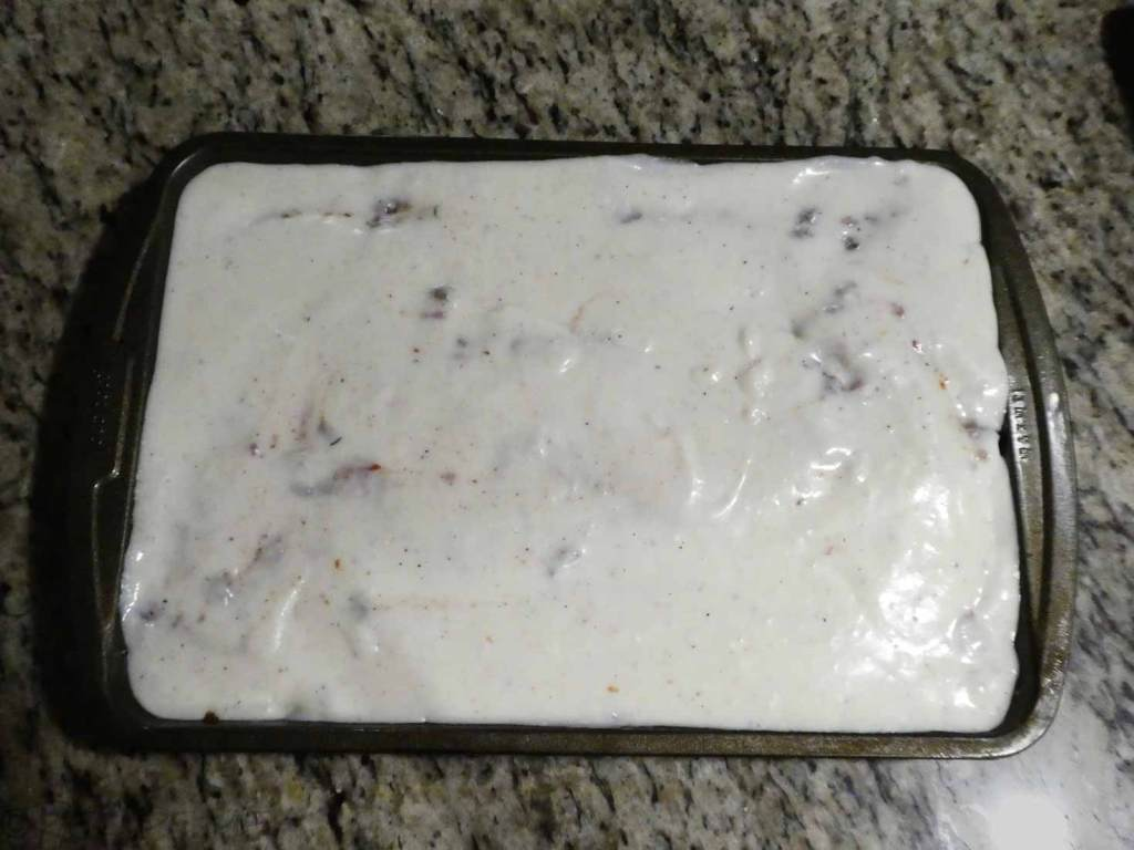 How to Make Greek Moussaka Step 9 Layer and Bake