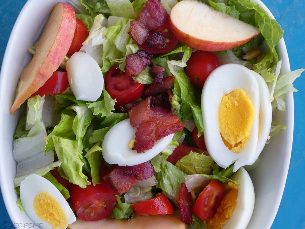 Salade Landaise, A French Salad Recipe